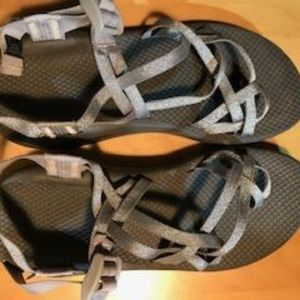 CHACO ZX/3 Classic Sandal Silver W9